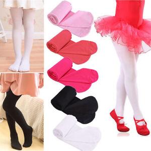 5 colors filles enfants collant opaque collant ballet - Collants Opaques Colors
