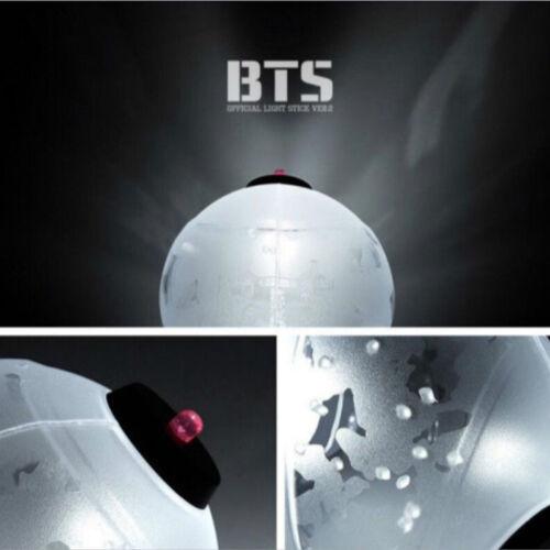 BTS Light Stick Ver.2 ARMY Bomb Bangtan Boys Concert Lamp Lightstick Jung Kook