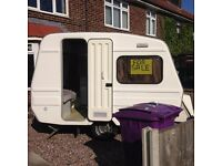 Fantastic caravan, first to see will buy , ideal upgrade from camping.