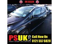 Vauxhall Corsa (2013) Black Breaking Whole Vehicle