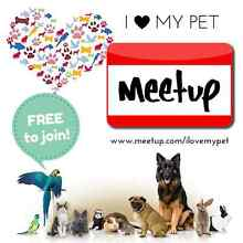 MeetUp for Lunch in Robina with Pet Lovers ! Robina Gold Coast South Preview