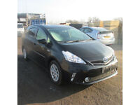 TOYOTA PRIUS ALPHA 1.8 HYBRID 7 SEATERS 2012 (12)