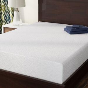 """*NEW* 10"""" Full Size Memory Foam Mattress - Alwyn Home"""