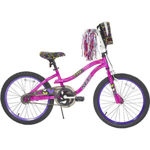 "Girls bike with 20"" tires"