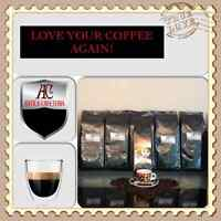 Artisan roasted coffee beans (enjoy top quality coffee at home).