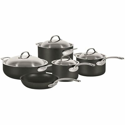 Chasseur - Cinq Etoiles Hard Anodised Non-Stick 5pc Cookware Set