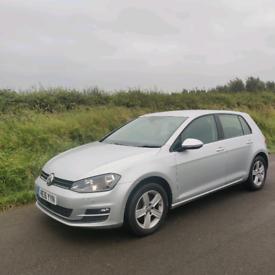 2016 Volkswagen Golf 2.0 TDI BlueMotion Tech Match Edition FSH