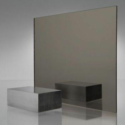 Bronze Transparent Light Acrylic Plexiglass Sheet 18 X 6 X 12 2404