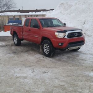 2012 Toyota Tacoma trd off road acces cab Camionnette