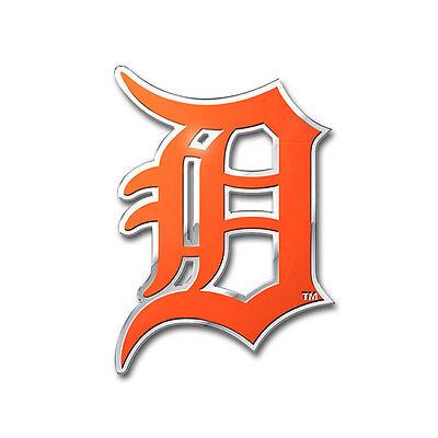 Detroit Lions Color Auto Emblem - Die Cut