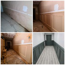 Joiner/General building/Tiler/Kitchen&Bathroom and all improvements