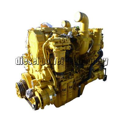 Caterpillar C18 Remanufactured Diesel Engine Long Block