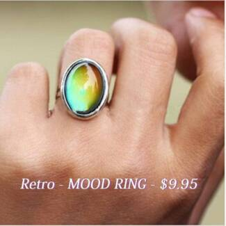 Mood Ring Cairns