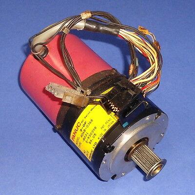 Fanuc Robotics 3-0f Ac Servo Motor A06b-0368-b031
