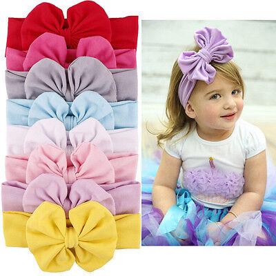 für Baby und Kinder Weihnachten Haarbänder für Baby TC (Big Bow Stirnbänder)