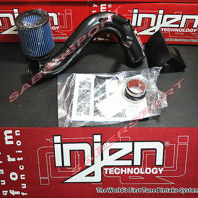 """IN STOCK"" INJEN SP SHORT RAM AIR INTAKE FOR 2011-2014 SONATA OPTIMA 2.0T +16HP"