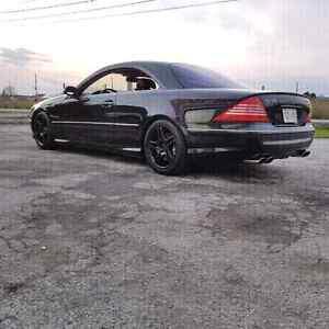 Mercedes Benz 2003 CL55 AMG $14500 Oakville / Halton Region Toronto (GTA) image 2