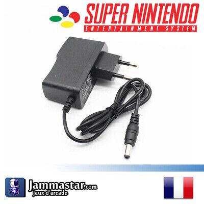Alimentation Nintendo Super Nintendo PAL - SNES NES - Adaptateur - Power...