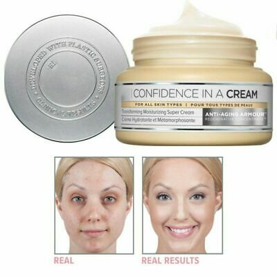 IT Cosmetics Confidence in a Cream Moisturizer Full Size 2 oz  Free Shipping