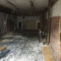 Interior/Exterior Demolition Services