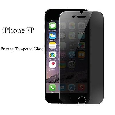 Privacy Anti-Spy Existent Tempered Glass Screen Protector Film For iPhone 7 Plus