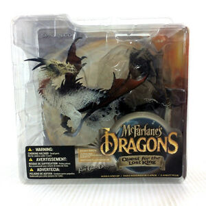 McFarlane's Dragons Fire Clan Dragon Quest For The Lost King NEW