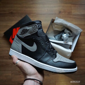 Air jordan Retro 1 OG Shadow Ds sz.8.5