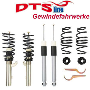 Coilovers Suspension DTSLine SX Volkswagen Golf MK7 -50mm-1.8Tsi