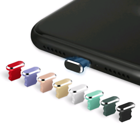 Anti Dust Charger Port Plug Cover Cap Accessories for iPhone