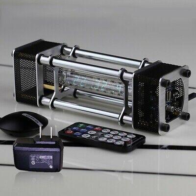 Iv-18 Fluorescent Tube Clock Kit Diy 6 Digital Display Energy Pillar W Adapter