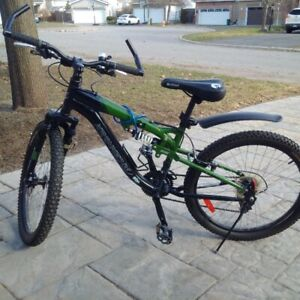 24 inch Kranked Mountian Bike