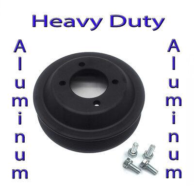 (ALUMINUM WATER PUMP PULLEY FOR BMW E39 E46 E53 E60 E83 X5 X3 Z3 11511436590)