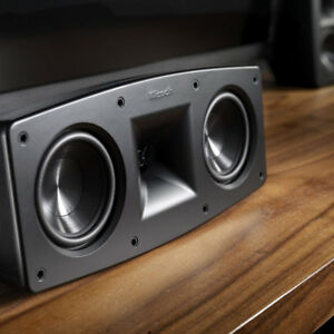 Klipsch Quintet 5 Speakers and Klipsch KW-100 Subwoofer