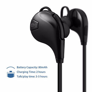 Sport Bluetooth Headphone, Wireless Stereo Sport Sweatproof Regina Regina Area image 7