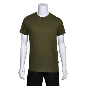 Plain Basic Hemp/ Organic Cotton T-Shirts - Size Medium