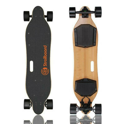 "Strailboard V2 Pro (38"") Dual 450w Hub Motor Electric Skateboard"