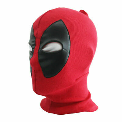 Deadpool Masks Balaclava X-Men Halloween Costume Hood Cosplay Full Face Mask - Halloween Masks For Men