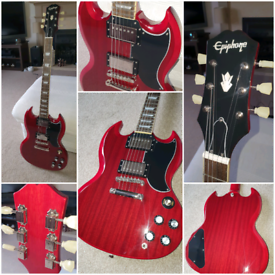 Epiphone SG 61. Mint condition. 2020 Model
