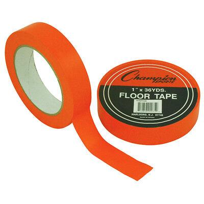 Floor Tape Orange