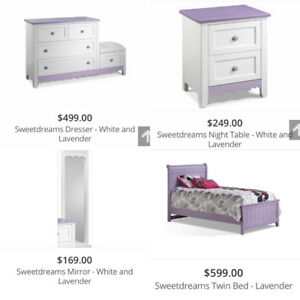 Kids bedroom set for sale