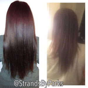Micro bead hair extension services in mississauga peel region hair extensions pmusecretfo Gallery
