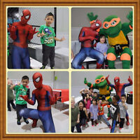 Party with Spiderman! (Birthday Entertainer)