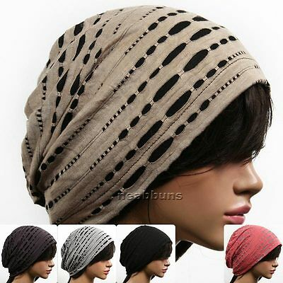Unisex chic Summer BEANIE for men  women slouchy top Hats skull best Cap New