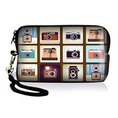 - Women Camera Fashion Coin Purse Wallet Bag Change Pouch Key Holder ID
