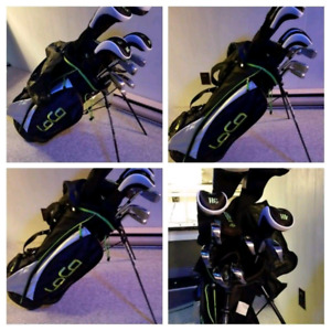 Golf Clubs - Right Handed