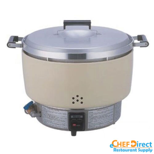New Rinnai Propane Gas Rice Cooker 55 Cups RER55ASL NSF - MADE IN JAPAN