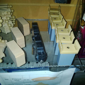 Individual Wooden Train Track Pieces Cambridge Kitchener Area image 4