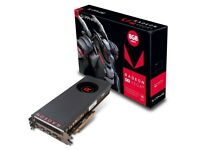 Sapphire AMD Vega 56 8GB HBM2 OC (Dual BIOS with Vega 64 ROM Preloaded) - 5 Available