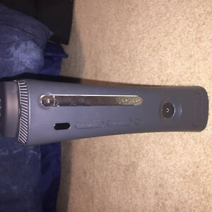 XBOX 360 Console with stuff