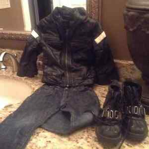 Boys Clothing , Coats and Shoes